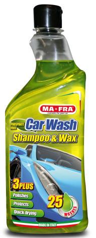 Mafra Car Wash Shampoo & Wax 1000ml