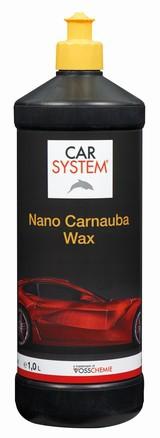 Car System Nano Carnuba Wax 1L