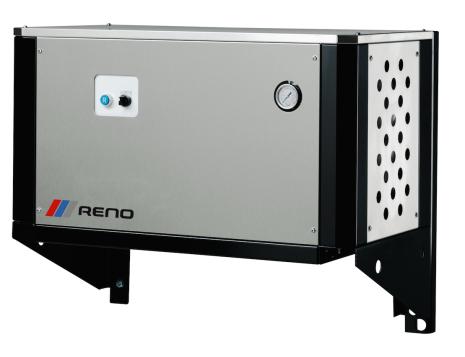 Reno Stationär HT 160 bar 19 l/min Rostfri kåpa