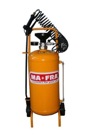 Mafra Kempåläggare MA-FRA 25L m Spiralslang