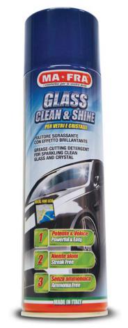 Mafra Glass Clean & Shine 500ml