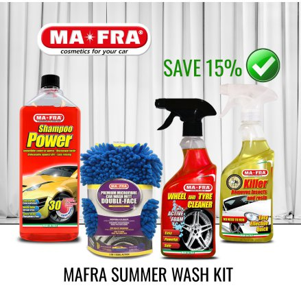 Mafra Summer Wash KIT