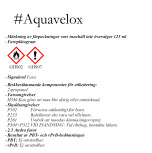 Glasförsegling - Labocosmetica #Aquavelox 100ml