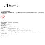 Allrengöring - Labocosmetica #Ductile 500ml