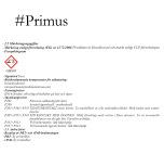 Förtvättsmedel - Labocosmetica #Primus