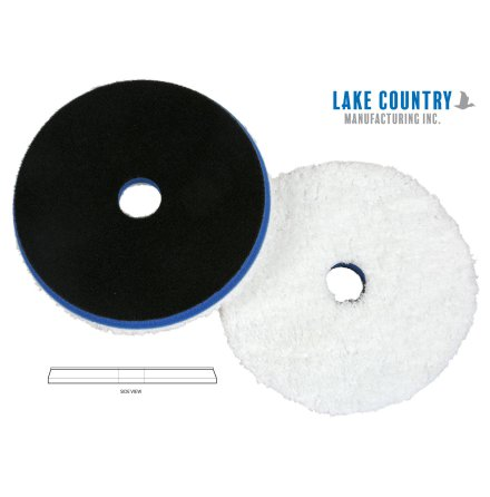 Lake Country HDO Microfiber Cutting Pad